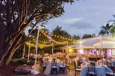 Miami Beach Botanical Garden Liz and Lex Events & Elaine Palladino Photography  #MiamiWeddings