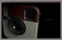 I want it! Instagram Camera Concept [Creative + Tech]