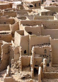 Ghat غات (by © Libyan Soup)