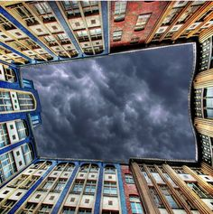 Photos by Stefano (or Nespyxel on Flickr). Seeing the world from a different perspective.