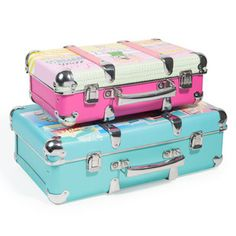 51,98€ 2 maletas Flashy