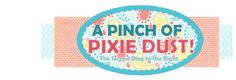 A Pinch of Pixie Dust - great Disney blog!
