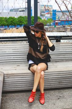 Angie Wilson | The Fashion Fuse www.thefashionfuse.com | Krista Lajara Photography | www.klpstudios.co