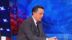 The Colbert Report aired its final episode tonight and it was as funny and over-the-top as everyone expected. But the best part had to be the finale's ending musical number which was downright badass.
