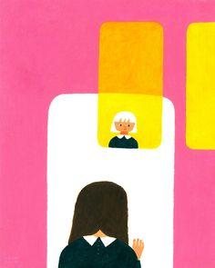 #art #design #illustration higuchi sakuya