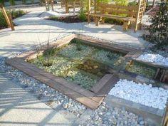 deco bassin de jardin - Google Search