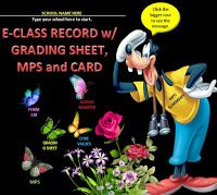 Teaching and Sharing: AUTOMATED E-CLASS RECORD, MPS, AND FORM 138 ( REPORT CARD) Irene, Teaching, Cards, Education, Maps, Playing Cards, Onderwijs, Learning, Tutorials