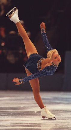 Nicole Bobek, Blue Figure Skating / Ice Skating dress inspiration for Sk8 Gr8 Designs