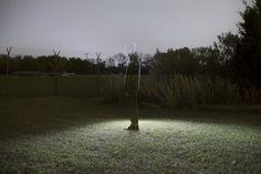 """""""Happenings Fleeted"""" est une série de clichés en double exposition du photographe Andrew Lyman, actuellement basé à Savannah, en Géorgie."""