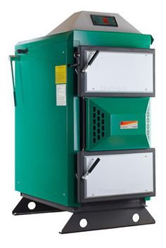 Eco Angus Wood Burning Boilers - Angus Super Wood Log Gasification Boiler