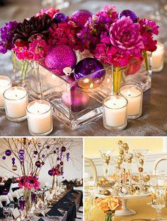 Wedding Blogs: DIY Christmas Ornament Decor!