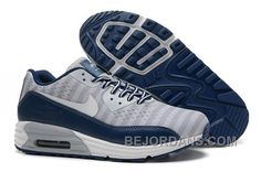 http://www.bejordans.com/free-shipping6070-off-get-nike-air-max-90-mens-running-shoes-grey-blue-white-3dsqh.html FREE SHIPPING!60%-70% OFF! GET NIKE AIR MAX 90 MENS RUNNING SHOES GREY BLUE WHITE 3DSQH Only $100.00 , Free Shipping!