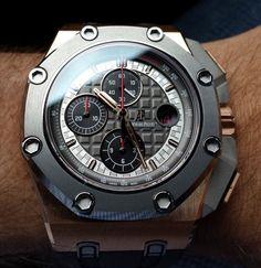 cce77df83a8 Audemars Piguet Royal Oak Offshore Chronograph Michael Schumacher Edition