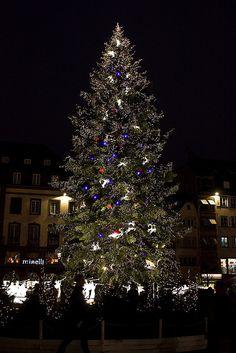 Christmas in Strasbourg, France