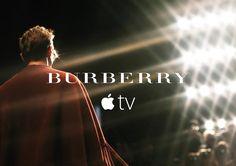 「Burberry」がApple TVに登場!英国を代表するファッションブランドの「Burberry」は、2016-17年秋冬メンズウェアコレクションのランウェイショーをApple TV専用のアプリを使って、ライブ配信を行いました。
