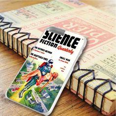 Science Fiction Comic Science Fiction Quarterly iPhone 6 Plus|iPhone 6S Plus Case