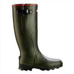 Hunter Balmoral Neoprene Wellington Boots £125