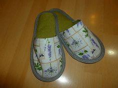 shelinger / papuče levanduľa