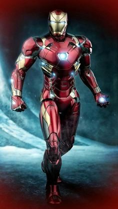 Iron Man New Wallpaper by - 32 - Free on ZEDGE™ now. Browse millions of popular iron Wallpapers and Ringtones on Zedge and personalize your phone to suit you. Browse our content now and free your phone Iron Man Wallpaper, Marvel Wallpaper, Mobile Wallpaper, Iron Man Avengers, The Avengers, Avengers Comics, Hero Marvel, Marvel Dc, Iron Man Photos