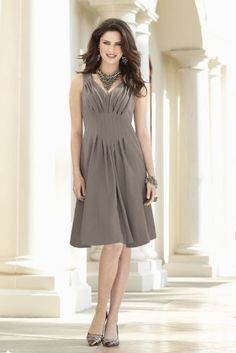 Dress, Draped by Cenia Paredes from Midnight Velvet®