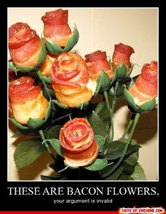 These are the type of flowers I would LOVE to get from a guy!