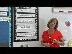 Great intro to Daily Five! Daily Five: Fostering Literacy Independence in Second Grade
