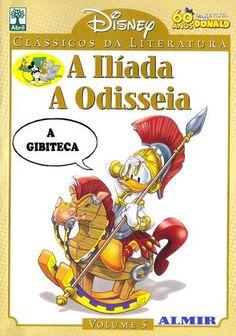 Clássicos da Literatura Disney 05 - A Ilíada
