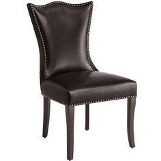 Cassandra Dining Chair - Brown