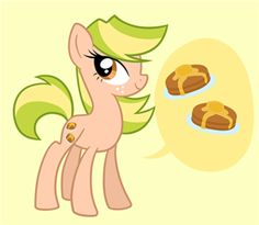 Golden syrup (the new Applejack) --- Golden Syrup is dependable, loyal, and always willing to help anybody in need.