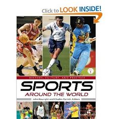 Price: $398.52 - Sports around the World [4 volumes]: History, Culture, and Practice - TO ORDER, CLICK THE PHOTO