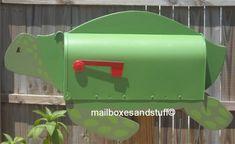 Sea Turtle mailbox