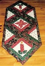 4 Free Patterns for Quilted Table Runners, Napkins & More ... : free pattern for quilted table runner - Adamdwight.com
