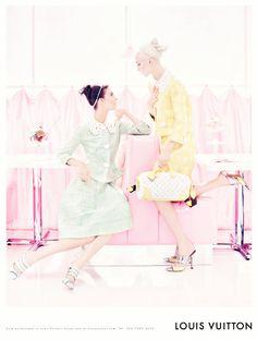 Louis Vuitton pastels #fashion #photoshoot #photography