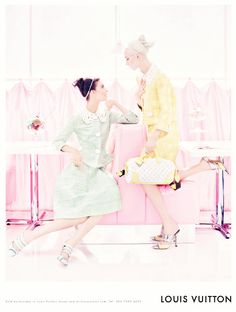Louis Vuitton pastels #fashion #photoshoot #photography