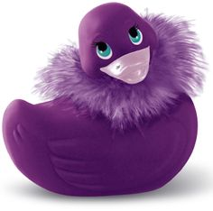 Purple Duckie I HAVE A PURPLE DUCKIE IN MT SHOWER....WOULDN'T BE WITHOUT IT!...TMG