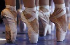 balerine pointe