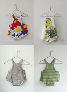 """baby sunsuits and playsuits"""