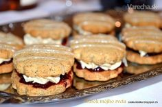 Mocca, Salmon Burgers, Christmas Cookies, Baked Goods, Sweets, Baking, Ethnic Recipes, Desserts, Blog
