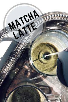 Matcha Latte with milk is the best Matcha Tea Powder, Traditional Bowls, Green Kale, Organic Matcha, Latte, Milk, Stuffed Peppers, Japanese