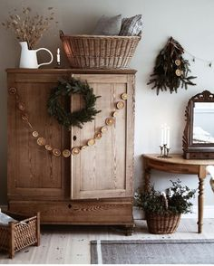 Christmas And New Year, All Things Christmas, Winter Christmas, Christmas Home, Christmas Inspiration, Home Decor Inspiration, Ideas Para Organizar, Deco Floral, Deco Design