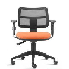 Cadeira Executiva Zip Tela com Braço http://mundialcadeiras.com.br/poltrona-zip-tela
