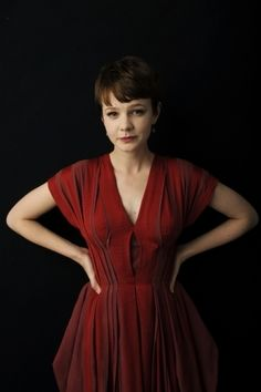 I love Carey Mulligan's style, and she's a brilliant actress.