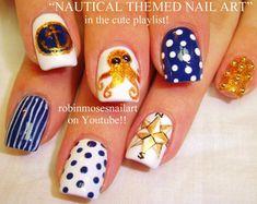 """""""seahorse nails"""" """"nail art"""" """"seahorses"""" """"nautical nails"""" """"summer nails"""" """"fish nail art"""" """"aquarium nails"""" """"sailor jerry"""" """"boat nails"""" """"octopus nails"""""""