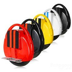 Teamgee T3 Electric Unicycle 132Wh Lithium Battery Monocycle Travel