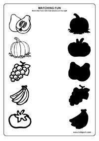 fun activity worksheets,printable worksheets for kids,fun printable worksheets for kids Matching Worksheets, Animal Worksheets, Kids Math Worksheets, Preschool Printables, Printable Worksheets, Nursery Worksheets, Emotions Preschool, Preschool Activities, English Worksheets For Kids