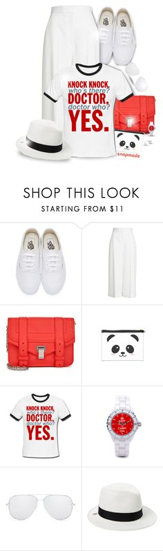 """Snapmade"" by asia-12 ❤ liked on Polyvore featuring Vans, Alexander McQueen, Proenza Schouler, House of Lafayette and snapmade"