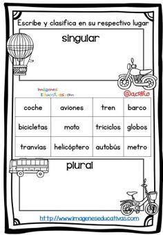 Fichas de repaso singular plural masculino y femenino (3)