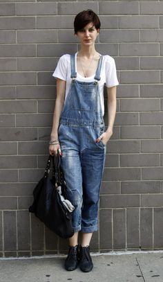 overalls - they're coming for you this spring...