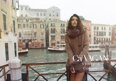 Fall Winter 2014-2015 ADV Campaign elegance, refinement, details  #cashmere #knitwear #fashion #venice  #women's clothing Follow on www.cavagan.it
