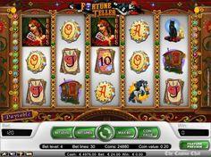 Картинки по запросу fortune teller Slot
